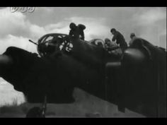 "[日本軍] 銀河 WW2 Japanese Yokosuka P1Y Ginga""Frances"" - YouTube"