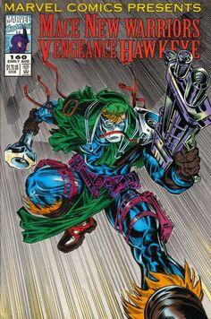 Marvel Comics Presents # 160 by Barry Cain & Hilary Barta
