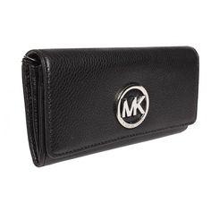 Michael Kors - Zwarte - Portemonnee