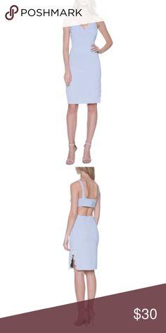 Light Blue dress Light Blue Lace Dress Dresses Asymmetrical
