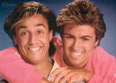 Freedom 90, George Michael Music, 20th Century Music, Famous Duos, Everything She Wants, Andrew Ridgeley, Tv Show Music, Pop Rock Bands, Iconic Photos
