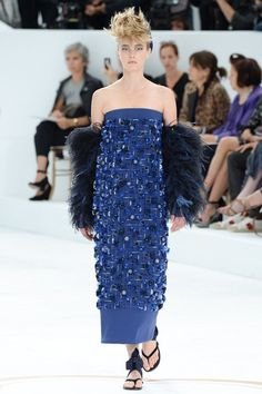 Chanel, couture autumn/winter 2014