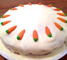 Since We Met: Der weltbeste Carrot Cake!