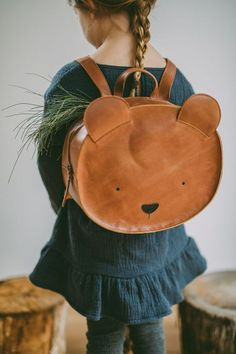 Baby Clothing Sweet Backpack Kids / Leather Backpack Kids B .- Baby Clothing süßer Rucksack Kinder / Lederrucksack Kinder Bär – availab… Baby Clothing cute backpack kids / leather backpack kids bear – available at Smallabl … - Fashion Kids, Toddler Fashion, Fashion Outfits, Fashion Tights, Fashion Clothes, Spring Fashion, Fashion Purses, Fashion Usa, Fashion Sandals