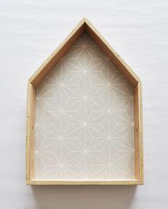 imakin diy tutorial houten huisje