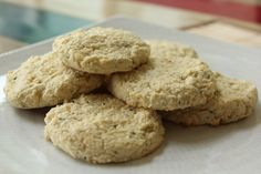 Recipe for coconut ginger cookies  #candidarecipes #cookies #coconut #ginger