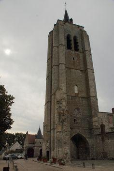 St.Firmin Church,Loire Valley,France