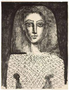 Pablo Picasso, 1949 #picasso #art
