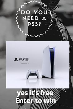 FREE PS5 Giveaway   Enter to Win a Free Sony PlayStation 5 We're giving away a free Sony PS5 to 100 lucky winners Entering to win easy – just use the giveaway tool provided below Newest Playstation, Enter To Win, Giving, Giveaway, Place Card Holders, Sony, Console, Free, Amazon