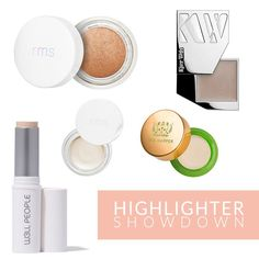 Ladies, I love myself a little highlighter now and again. I mean, don't get me wrong, I'm not a bonafide strobing aficionada or anything, but a little dab of highlighter on my cheekbones, inner corner of eyes, and cupid's bow can take me from blah to luminous in less than a minute. #skincare #makeup #greenbeauty