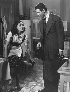 Paulette Goddard and James Stewart - Pot O' Gold