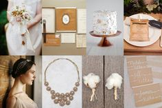 There is a crisp breeze in the air and it is finally starting to look like fall. In celebration, I decided to create the first autumn inspiration board of the year. I just love these warm and cozy neutrals for fall! White paired with kraft paper brown and gold is a whimsical, yet elegant combination. …