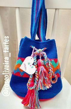 wayuu bag royal