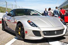 Ferrari 599 GTO @ Zandvoort