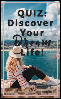 Quiz: How to Find Your Dream Life. What is your life's purpose? That is the question isn't it? In my opinion one of the hardest things to figure out isn't just the process of living your dream, but what your dream actually is. This quiz will help you fig Best Travel Hashtags, Live For Yourself, Finding Yourself, Fun Drinking Games, Finding A Hobby, Ludacris, Living In Europe, Life Purpose, Dream Life