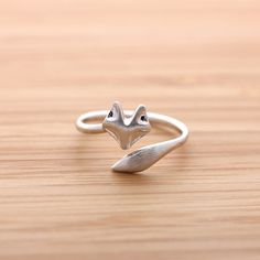 FOXs TAIL ring, 2 colors