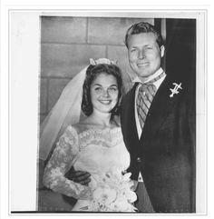 John Smith and Luana Patten. 1960-64, western star
