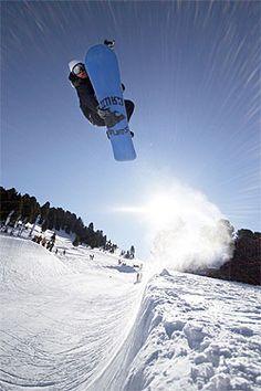 Snowboarding, Snowboarding