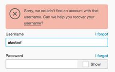 Securely Handling User's Login Credentials