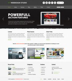 Professional Web Design, Order Prints, Wordpress Theme, Creative Design, How To Look Better, Barcelona, Author, Messages, Studio