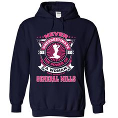 The Power Of General Mills Woman T Shirt, Hoodie, Sweatshirt