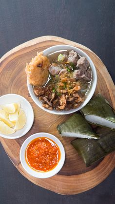 Soup Recipes, Chicken Recipes, Cooking Recipes, Healthy Recipes, Indonesian Food, Indonesian Recipes, Diy Food, No Cook Meals, Good Food