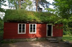 REDEFINING URBAN GARDENS: GREENING ROOFS WITH SOD