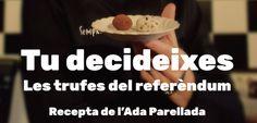 El Món | Les trufes del referèndum arriben aquest cap de setmana arreu de Catalunya | Política