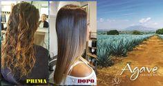 I lavori fatti con Agave Smoothing sono sempre straordinari! Liscio perfetto o ondulato, gli estratti naturali di Agave condizionano i capelli senza essere invasivi e senza danneggiarli, proprio come ci mostra Alexperience con questa splendida realizzazione.