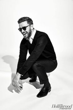 1 // Justin Timberlake + Hollywood Reporter photography by Miller Mobley This guy makes me weak ya'll! Justin Timberlake, Gorgeous Men, Beautiful People, Hollywood, Jimmy Fallon, My Guy, Supermodels, Black And White, Guys