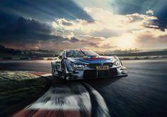 BMW Motorsport campaign on Behance