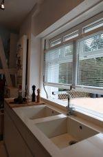 Schiebefenster Küche