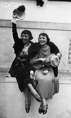 The Dolly Sisters, via Flickr.