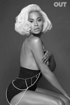 Beyonce Out Magazine