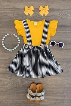 22 Ideas Baby Girl Outfits Little Dresses Kids Girl, Little Girl Outfits, Cute Girl Outfits, Toddler Outfits, Kids Outfits, Baby Outfits, Little Girl Clothing, Kids Clothing, Baby Dresses