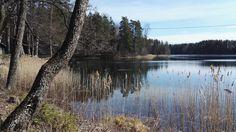 Blogi  OMAISAPU.fi      : Pyhäjärvellä sinisiä hetkiä