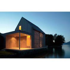 Badehaus Fam. S. | Unterach, Austria | Architekten Luger & Maul
