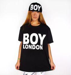 BOY LONDON Unisex Boy T-shirt