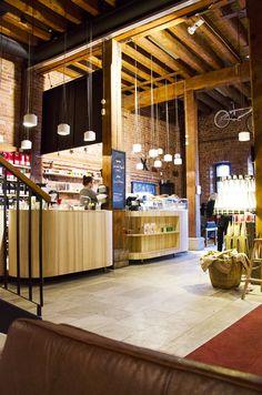 johan & nyström #lovedahelsinki #helsinki #city #café #goodmorning #coffee