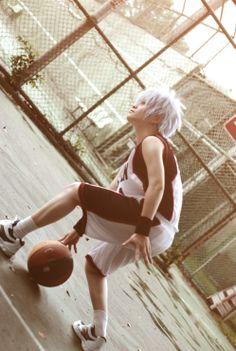 Tetsuya Kuroko(Kuroko's Basketball) | Castie - WorldCosplay