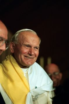Visit of Pope John Paul II to Cali, Colombia 1986