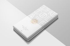 Ricardo Oliveira - Dark & White Chocolate (Concept) PACKAGING DESIGN World Packaging Design Society│Home of Packaging Design│Branding│Brand Design│CPG Design│FMCG Design