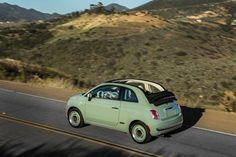 Zawsze podróżuj ze stylem. #Fiat500C