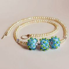 One-of-a-kind handmade murano glass beads by Felice Designs. Locally made in Charleston, South Carolina. Beautiful jewelry! Shop Online!