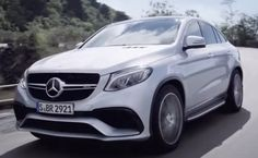 #Mercedes GLE63 #AMG #Coupe Teaser Video Revealed