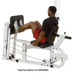 The Fitness Outlet - BodySolid EXM4000S Gym System, $6,295.00 (http://thefitnessoutlet.com/bodysolid-exm4000s-gym-system/)