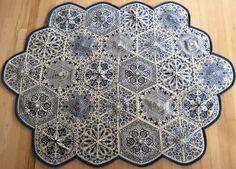 Ravelry: Persian Dreams pattern by Jenise Hope
