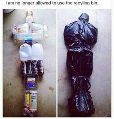 fun times with recycling   http://ift.tt/1S1mE2f via /r/funny http://ift.tt/1UKfcNr  funny pictures