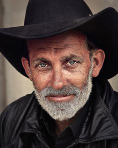 Portrait of Cowboy by Espen Faugstad, via Flickr