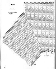 CROCHETED BLOUSE - CrochetRibArt